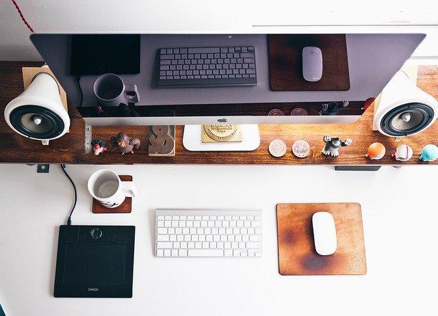 Porządek na biurku